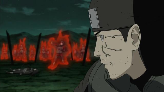 Naruto Shippuuden 365: Ti, kdo tančí ve stínech