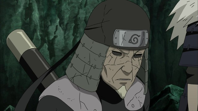 Naruto Shippuuden 382: Sen nindžů