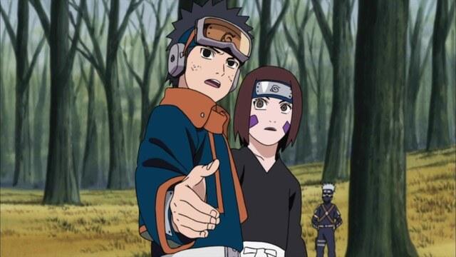 Naruto Shippuuden 387: Dodržený slib