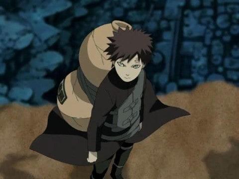 Naruto Shippuuden 4: Písečný Jinchuuriki