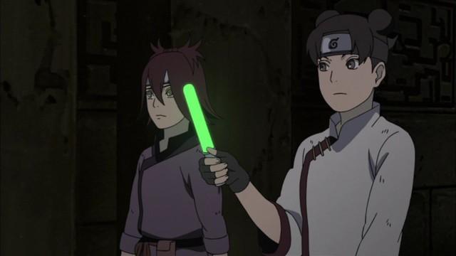 Naruto Shippuuden 405: Uvězněná dvojice