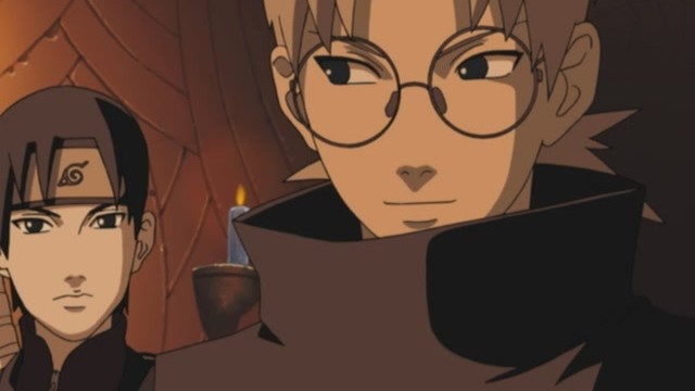 Naruto Shippuuden 47: Infiltrace! Úkryt jedovatého hada