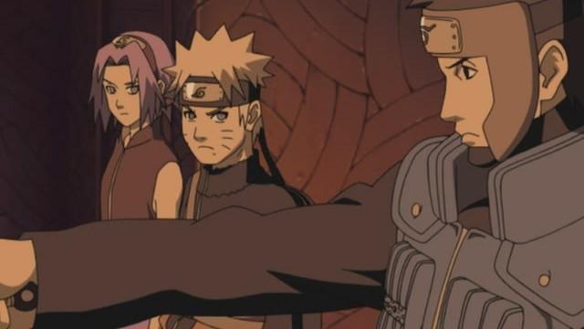 Naruto Shippuuden 48: Pouta