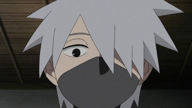 Naruto Shippuuden 483: Jiraiya Kakashi