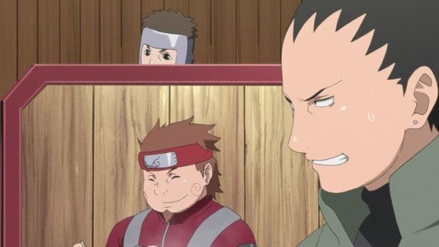 Naruto Shippuuden 496: Pára a potravinové pilulky