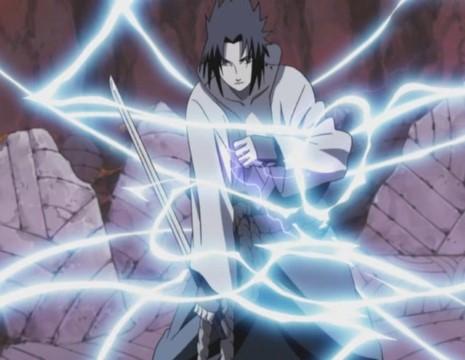 Naruto Shippuuden 52: Uchihova síla