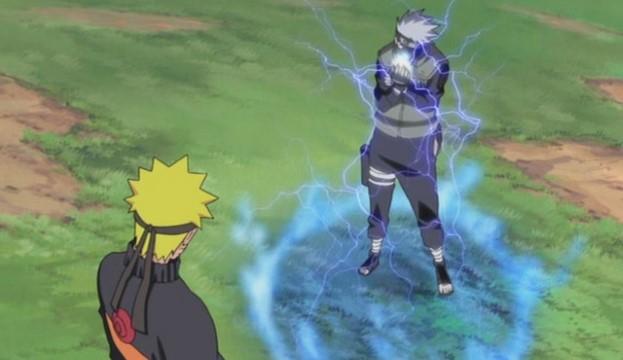 Naruto Shippuuden 55: Vítr