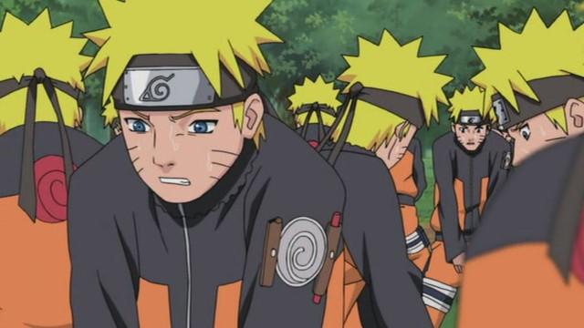 Naruto Shippuuden 56: Svíjení