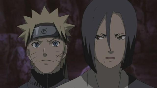 Naruto Shippuuden 61: Dotek - BORUTO.EU