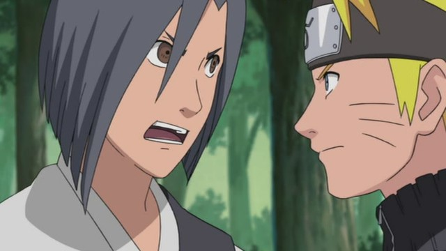 Naruto Shippuuden 63: Dva králové