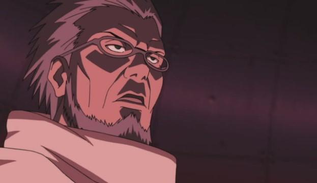 Naruto Shippuuden 64: Černý signální ohen
