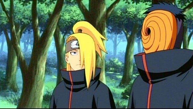 Naruto Shippuuden 99: Běsnící Ocasý démon!