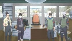 BORUTO 72: Mitsukiho vůle