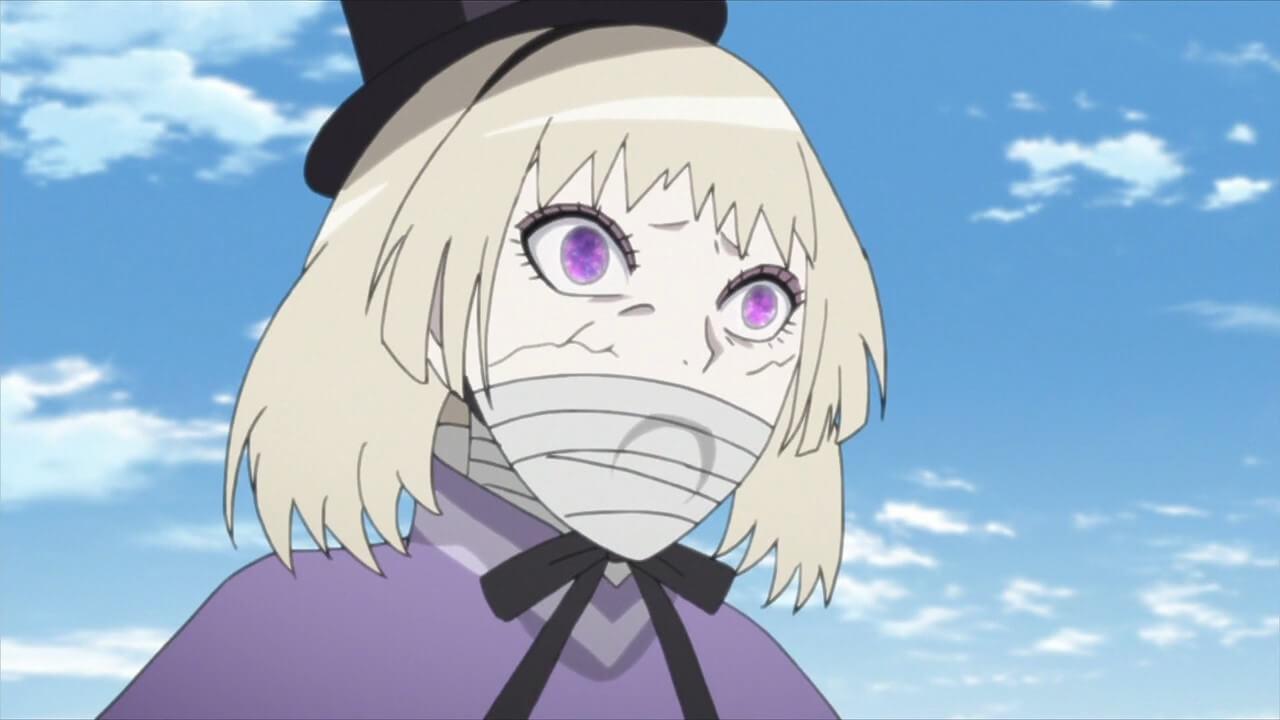 BORUTO 90: Mitsuki a Sekiei - BORUTO.EU