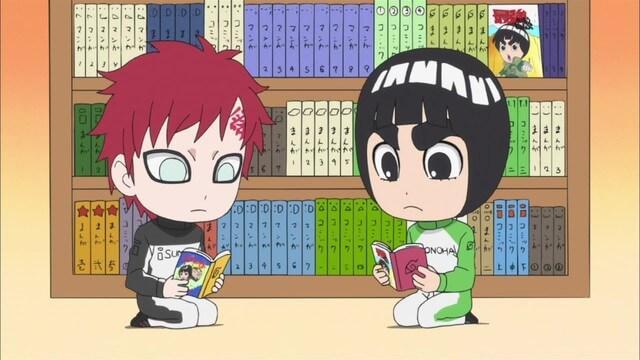 Naruto SD 29: Jsme tu, abychom přivítali Gaaru! / Ultimátní podzimní dieta! - BORUTO.EU