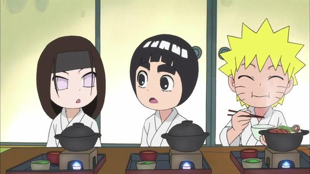 Naruto SD 31: Nic se nevyrovná smíšenému koupání! / 27. října byly Orochimarovy narozeniny... - BORUTO.EU