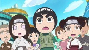 Naruto SD 04: Gai sensei to... nedokázal... / Gaiův rival je Kakashi