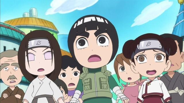 Naruto SD 4: Gai sensei to... nedokázal... / Gaiův rival je Kakashi - BORUTO.EU