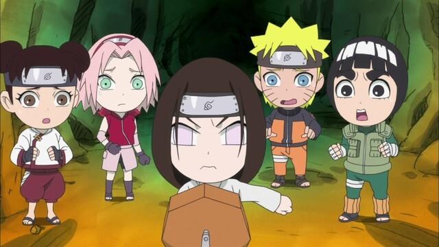 Naruto SD 41: Nekonečná noční můra / Robot z budoucnosti!