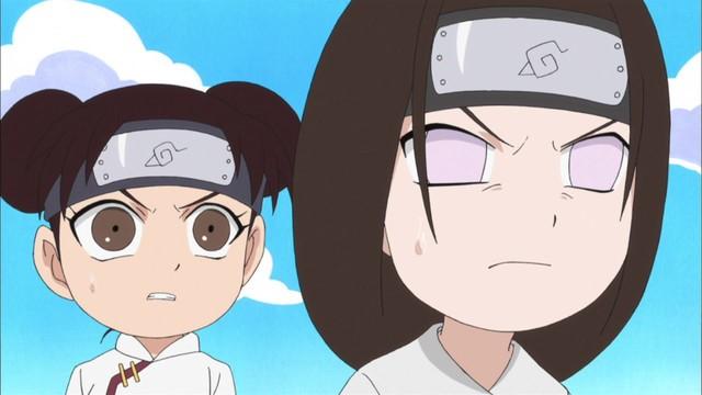Naruto SD 5: Naučím Konohamaru Kenpo / Své šťastné spodky jsem si schoval na trénink