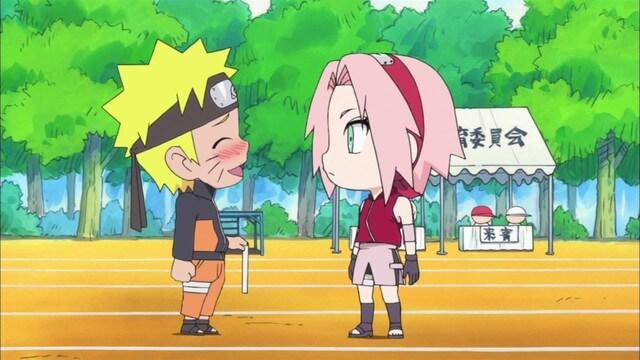 Naruto SD 6: Sportovní setkání v Listové