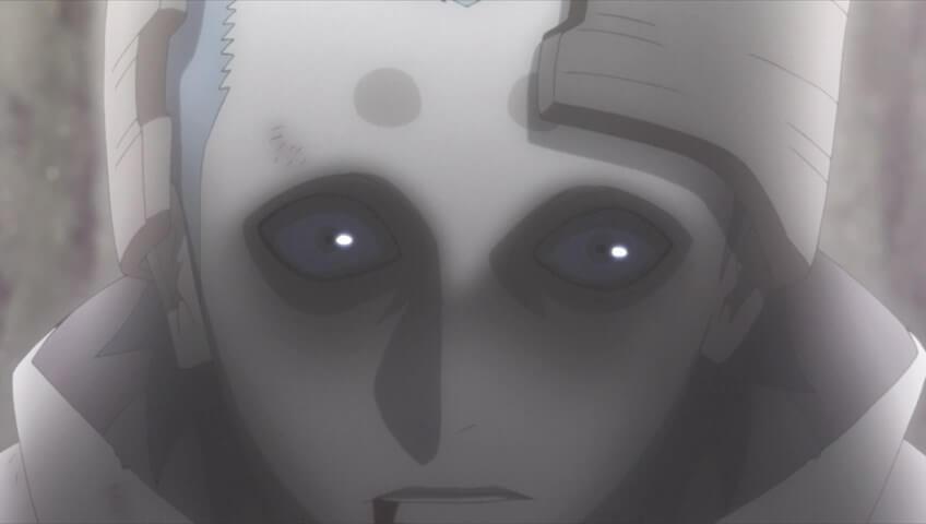 BORUTO 135: Poslední bitva Urashiky