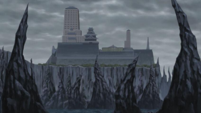 BORUTO 141: Vězení Shinobi: Hrad Houzuki