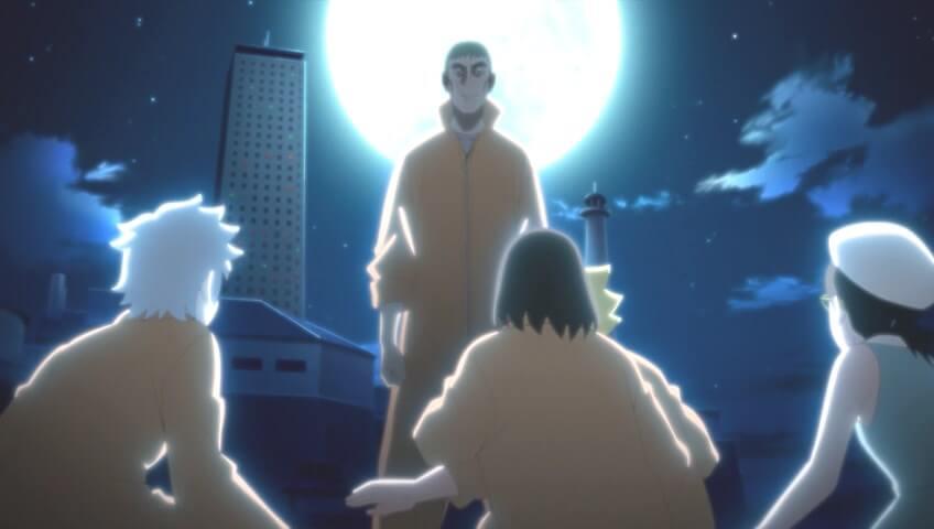 BORUTO 147: Rozhodující bitva v měsíčním světle